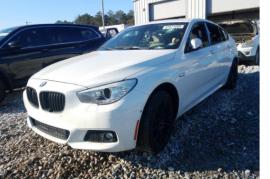 BMW, 5 Series, 550