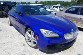 BMW, 6 Series, 650