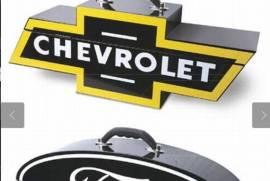 Autoparts, Accessories, Logo