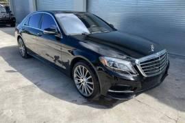 Mercedes-Benz, S-Class, S 550