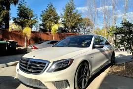 Mercedes-Benz, S-Class, S 65 AMG