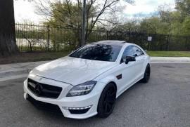 Mercedes-Benz, CLS-Class, CLS 63 AMG