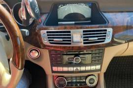 Mercedes-Benz, CLS-Class, CLS 550