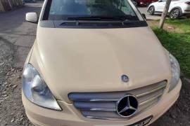 Mercedes-Benz, B CLASS, B 170
