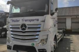 Mercedes-Benz , Actros