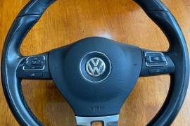 Autoparts, Interior and salon, Wheel and components, Steering Wheel
