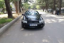 Mercedes-Benz, CLK-Class, CLK 320