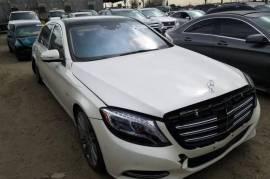 Mercedes-Benz, S-Class, S 600