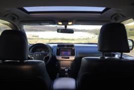 Toyota, Land Cruiser Prado