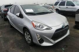 Toyota, Prius C