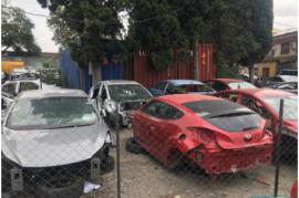 ავტო, დაშლილი ავტომობილები