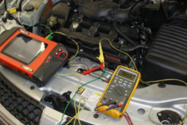Electronic Diagnostics