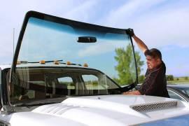 AUTO, Glasses, Front Windscreen