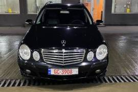 Mercedes-Benz, E CLASS, E 200