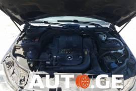 Mercedes-Benz, C Class, C 250